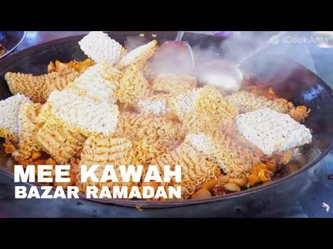 Mee Kawah Bazar Ramadhan Stadium Shah Alam | iCookAsia