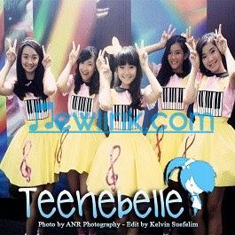 Lirik Teenebelle - Tersenyumlah