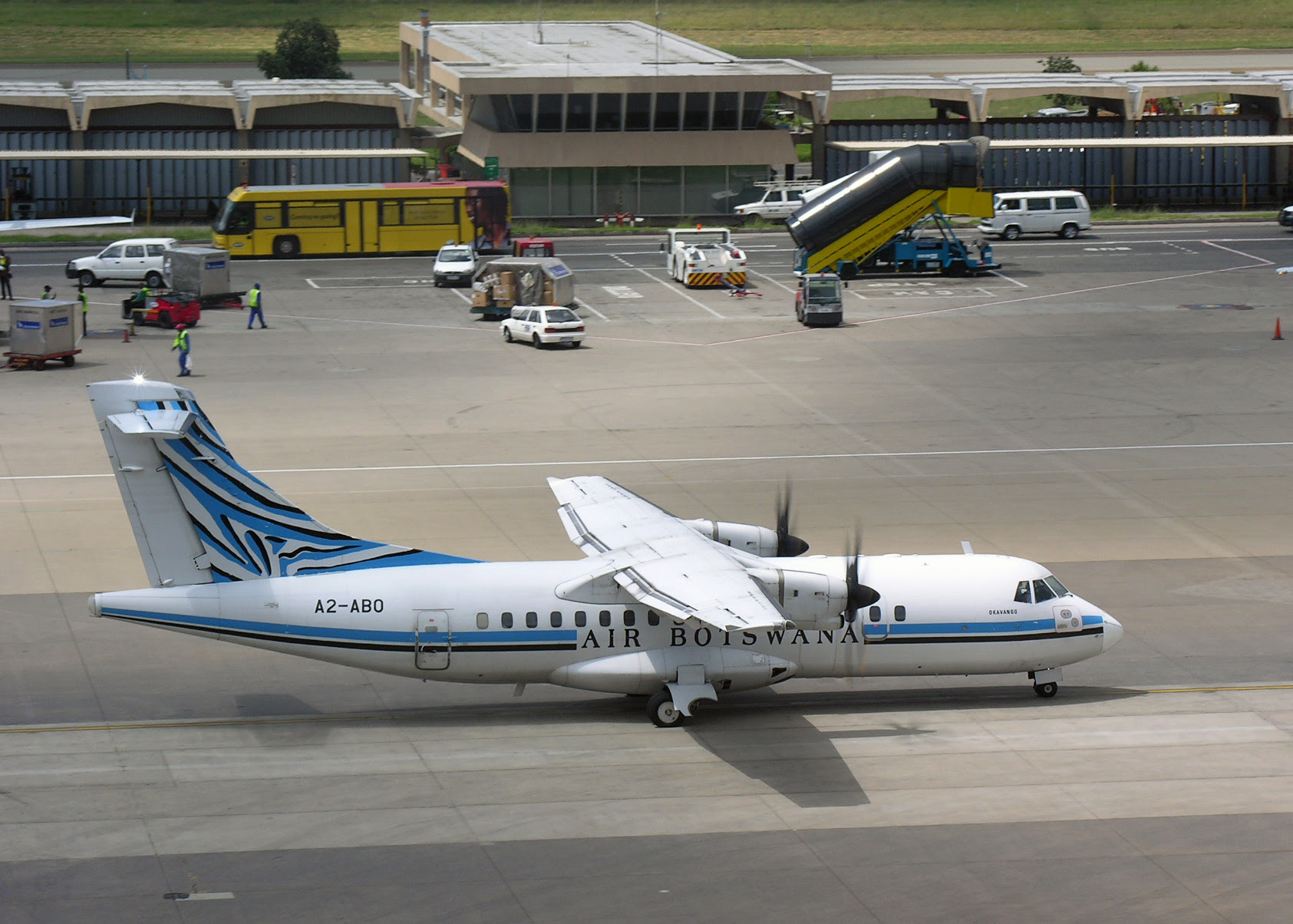 Air Botswana ATR 42