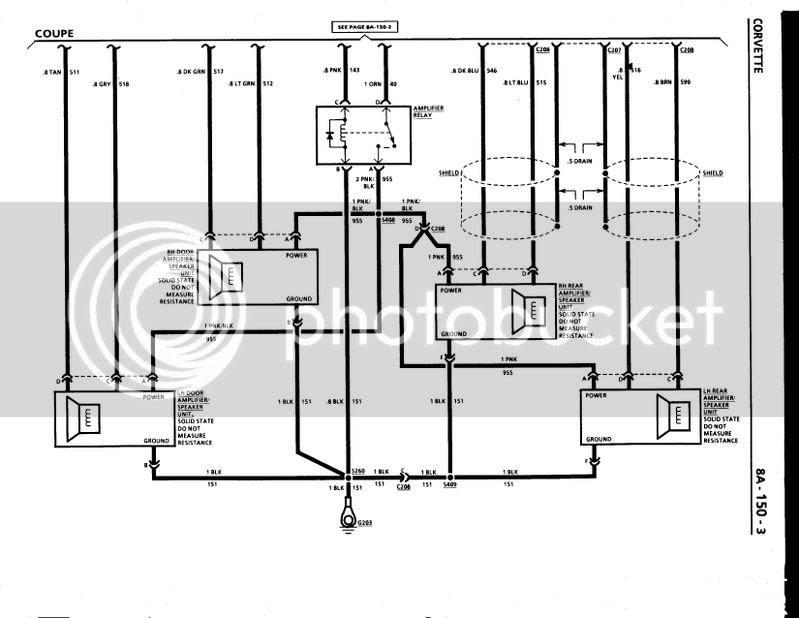 Diagram 93 Corvette Bose Radio Wiring Diagram Full Version Hd Quality Wiring Diagram Avdiagrams Agence Enigma Fr
