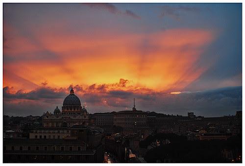 Heaven Ray at Roma
