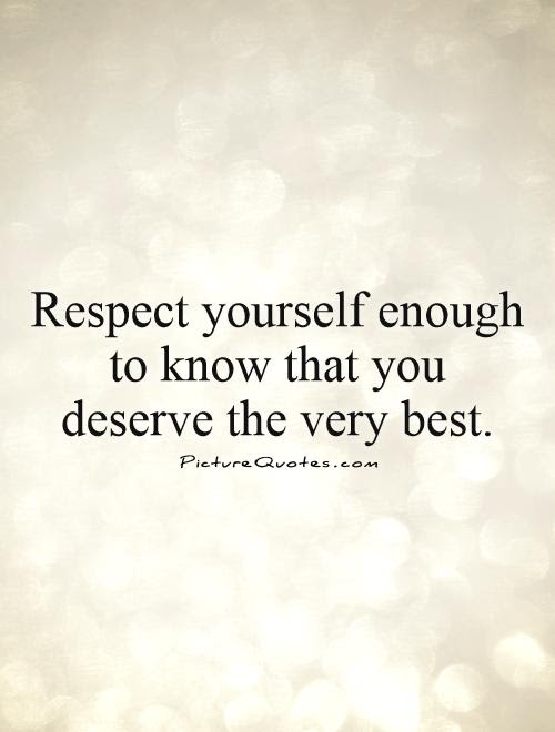 You Deserve Better Quotes Sayings You Deserve Better Picture Quotes