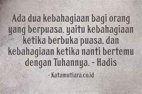 kata mutiara islam tentang puasa  bijak  penuh makna