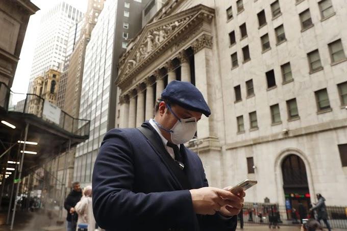 États-Unis: Les marchés actions finissent en ordre dispersé; l'indice Dow Jones Industrial Average recule de 0,59%