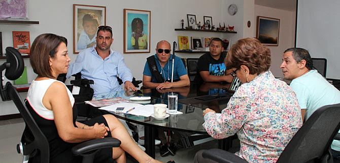Gobierno caleño ratifica políticas de inclusión