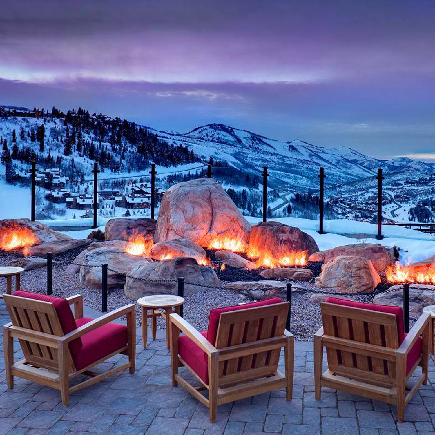Americas Best Mountain Resorts  Best Winter Vacations To