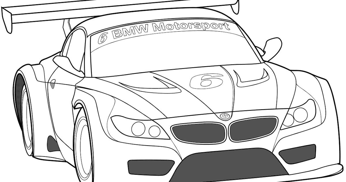 auto ausmalbilder bmw m8  autos ausmalbilder