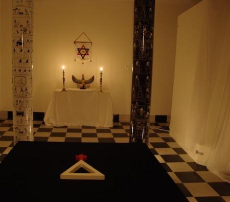 O ναός της Ίσιδας στο Λας Βέγκας