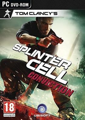 Download tom clancy's splinter cell conviction | backbox repack.