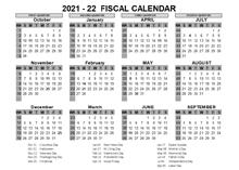 Apple Fiscal Calendar 2021 | Printable March