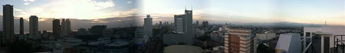 From my rooftop