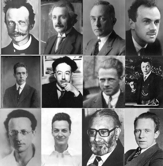 meccanica quantistica e suoi personaggi