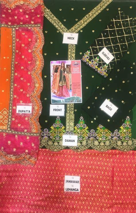Kashees Bridal Dress Collection 2018   Pakistani Dresses
