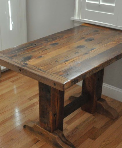 Rustic Grain Reclaimed Wood Furniture