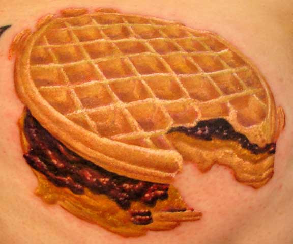 Peanut Butter And Jelly Tattoo Picture