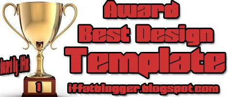 Award Dari Iffat