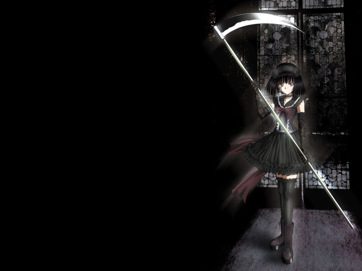 Cool Dark Anime Wallpapers - WallpaperSafari