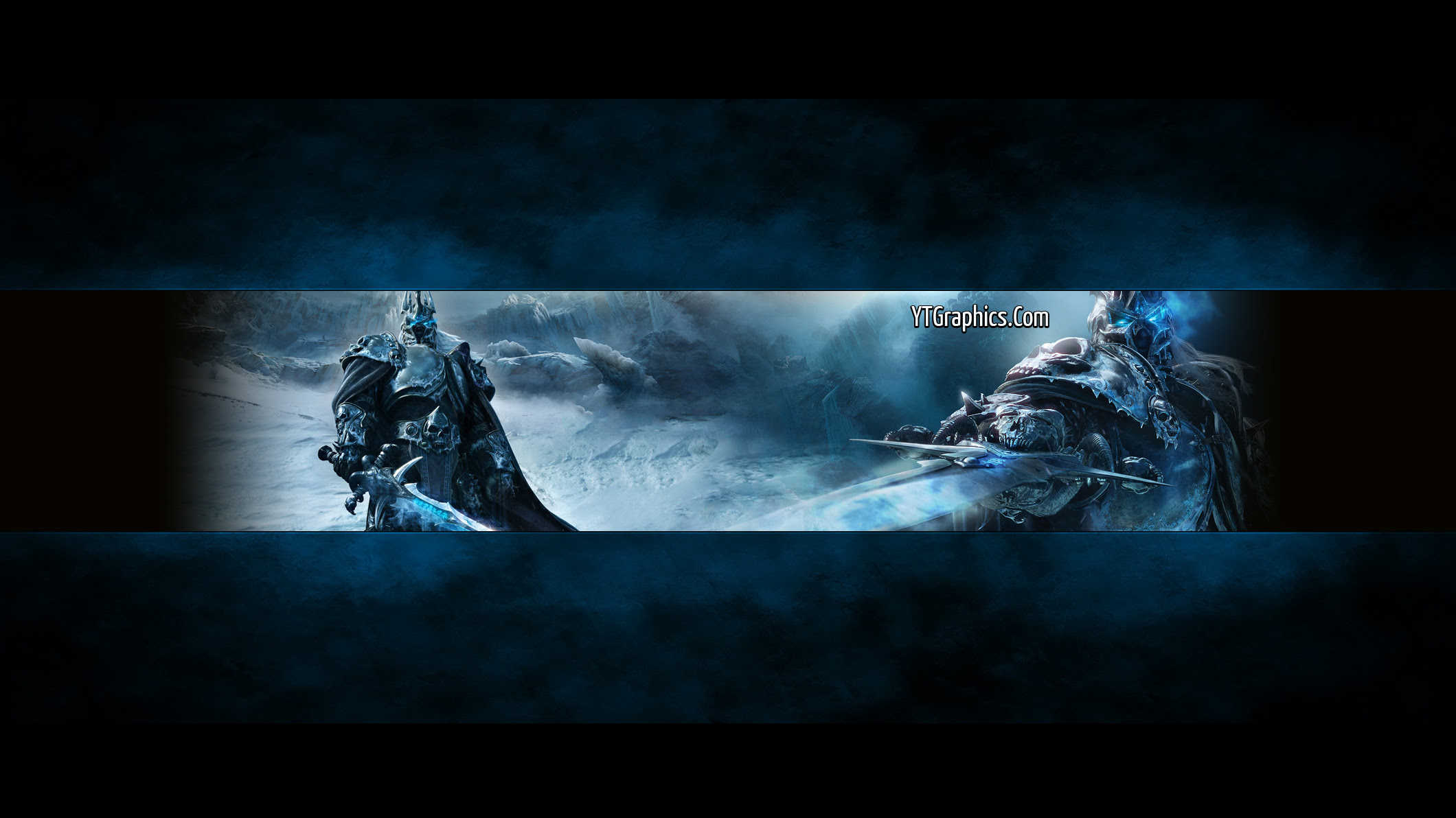 WOW: Cataclysm Channel Art - YouTube Channel Art Banners
