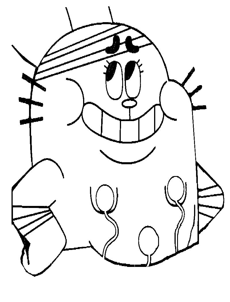 Gumball Para Colorear Pintar E Imprimir