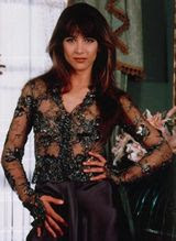 Sophie Marceau: must stay at least 100 yards away from