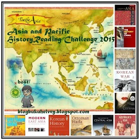 Asia Pacific History Reading Challenge 2015