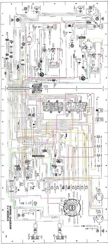 Cj7 Ac Wire Diagram
