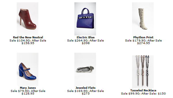 Nordstrom Anniversary Sale - Accessories Items