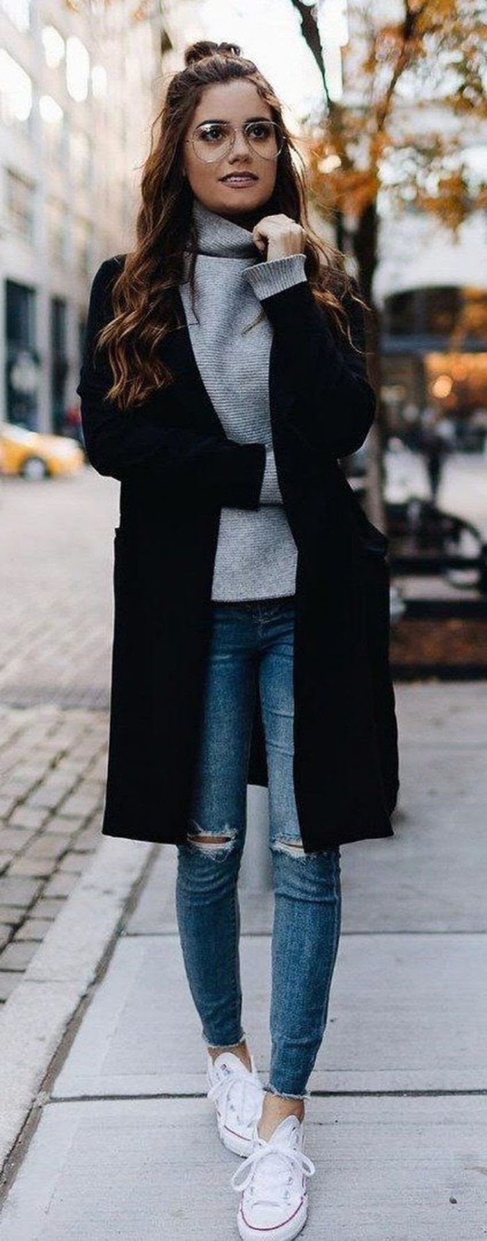 winter outfits for women street style 2020
