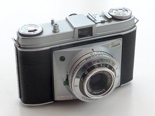 Kodak Retinette I by pho-Tony