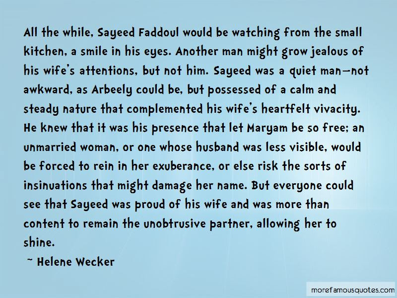 Proud Wife To Her Husband Quotes Top 4 Quotes About Proud Wife To