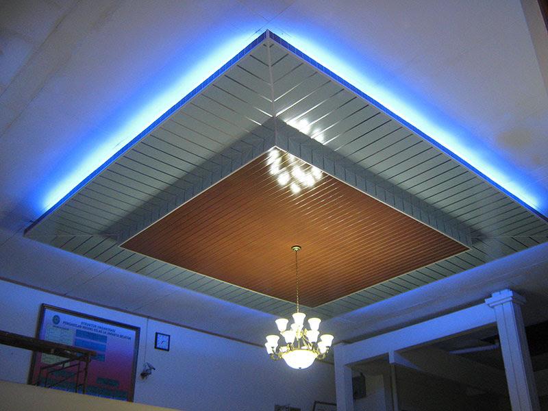 Portfolio Shunda Plafon  PVC  drop ceiling1 PLAFON  PVC
