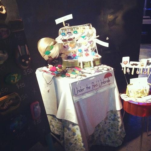 mini fair booth
