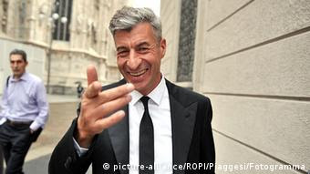 Italienischer Künstler Maurizio Cattelan (foto: picture-alliance/ROPI/Piaggesi/Fotogramma)