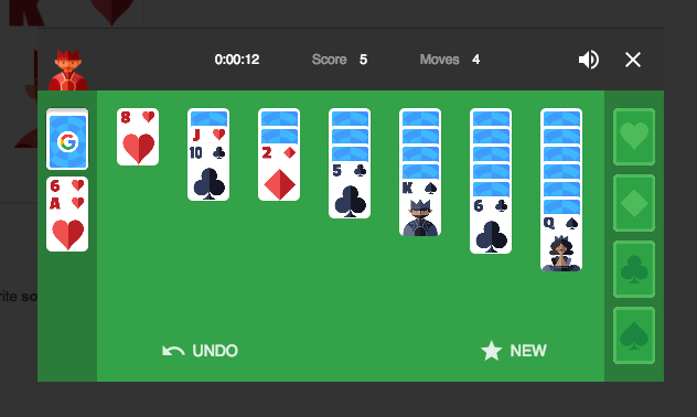 How To Play Tic-tac-toe And Solitaire In Google Search ...