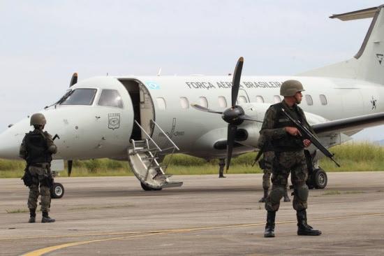 Força Aérea Brasileira oferece 75 vagas a servidores públicos