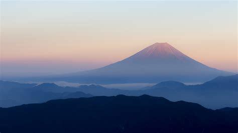 wallpaper mount fuji volcano japan  world  wallpaper  iphone android mobile