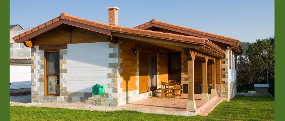 Casas de madera prefabricadas casa prefabricadas de dos for Habitaciones prefabricadas precios