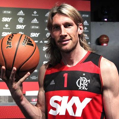 hermann basquete flamengo (Foto: Gilvan de Souza / Flamengo)