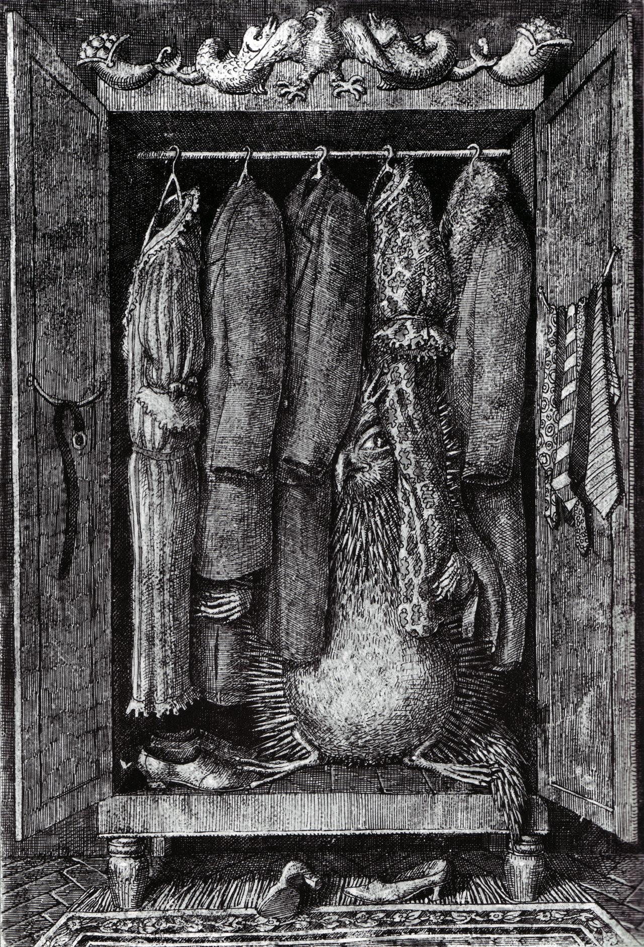 Domenico Gnoli - Modern Bestiary, 1968 (5)