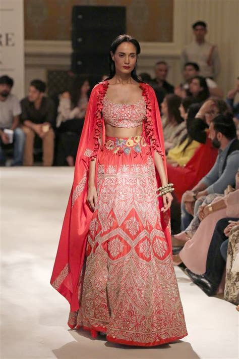 Anamika Khanna Latest Bridal Dresses Collection 2017   PK