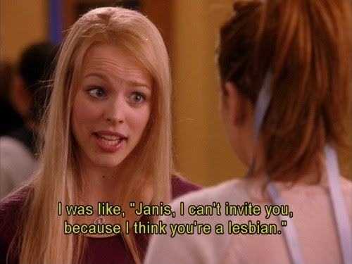 Janis Ian Mean Girls Quote Quote Number 566407 Picture Quotes