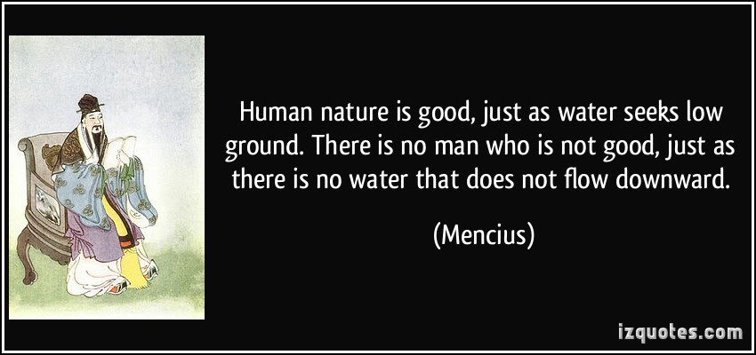 Quotes About Bad Human Nature 32 Quotes