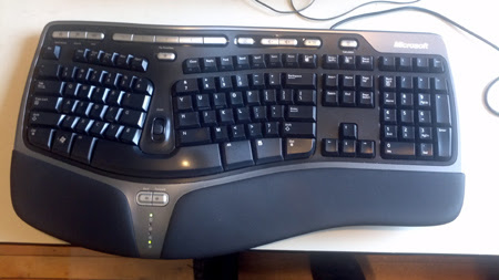 Lucreid Com Things I Love Microsoft Natural Ergonomic Keyboard 4000