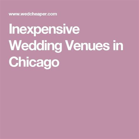 1000  ideas about Illinois Wedding Venues on Pinterest