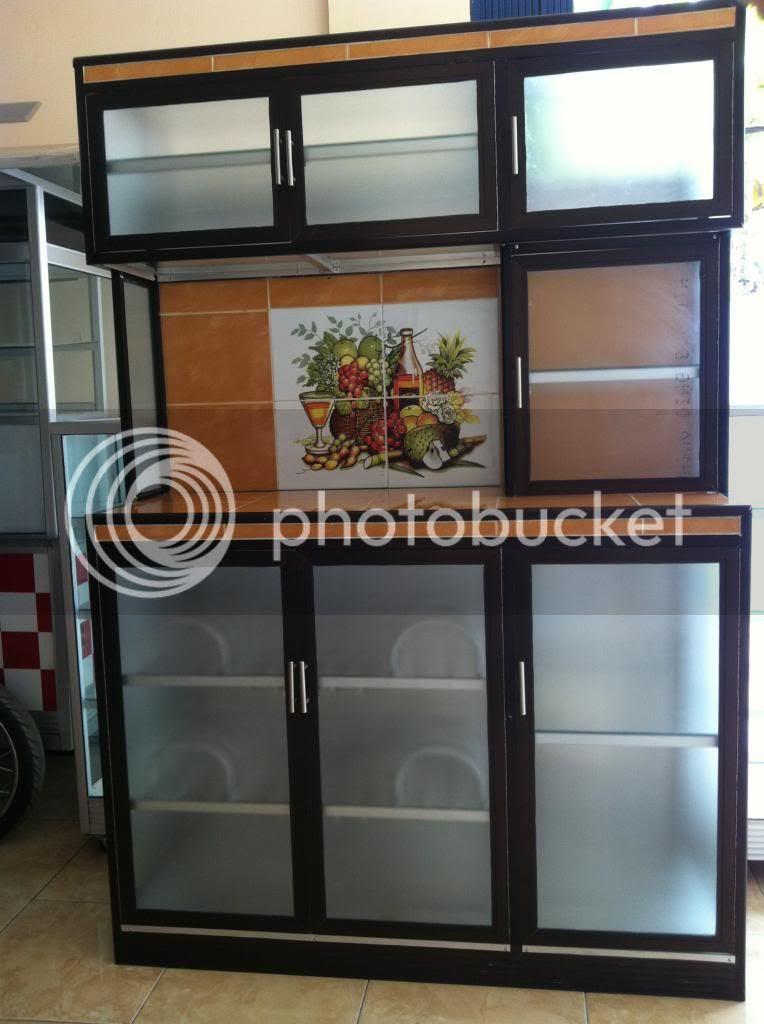 Rak  Piring  Lemari Baju Wastafel Cuci  piring  Kitchen Set