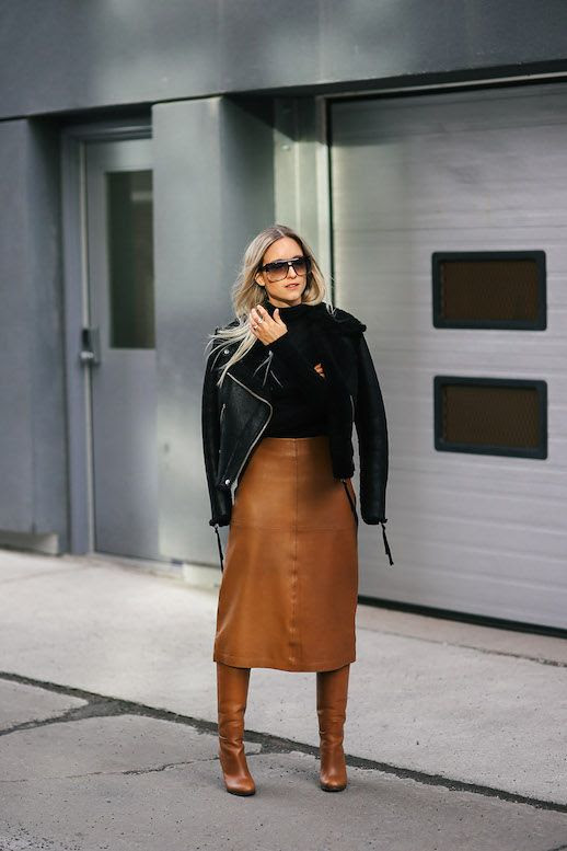 photo Le-Fashion-Blog-Black-Shearling-Leather-Jacket-Black-Turtleneck-Leather-Skirt-Camel-Heeled-Boots-Via-The-Fashion-Guitar_1.jpg