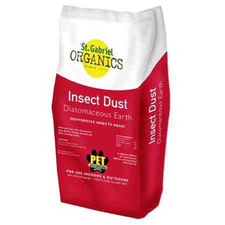 st gabriel organics pest control  lb insect dust food