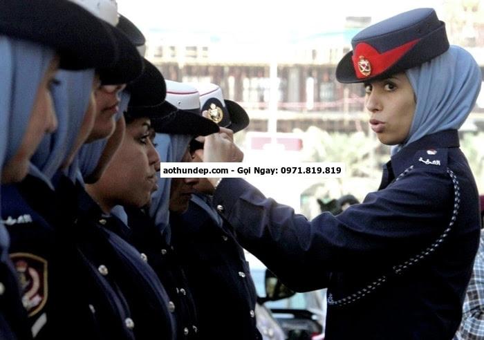 đồng phục cảnh sát các nước