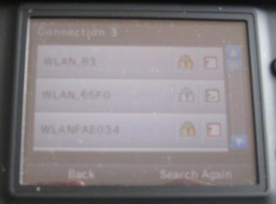 WPA Connection