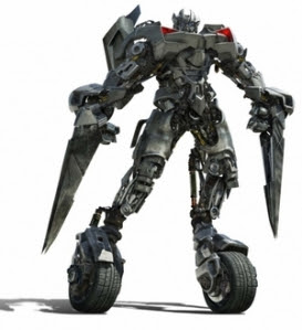 Autobot Sideswipe